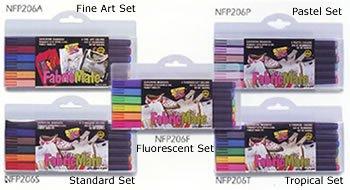 Fluorescent Brush Tip Set