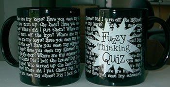 Fuzzy Thinking Mug