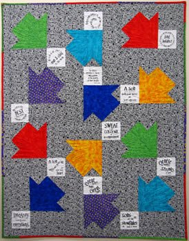 Good Points Quilt Pattern Only