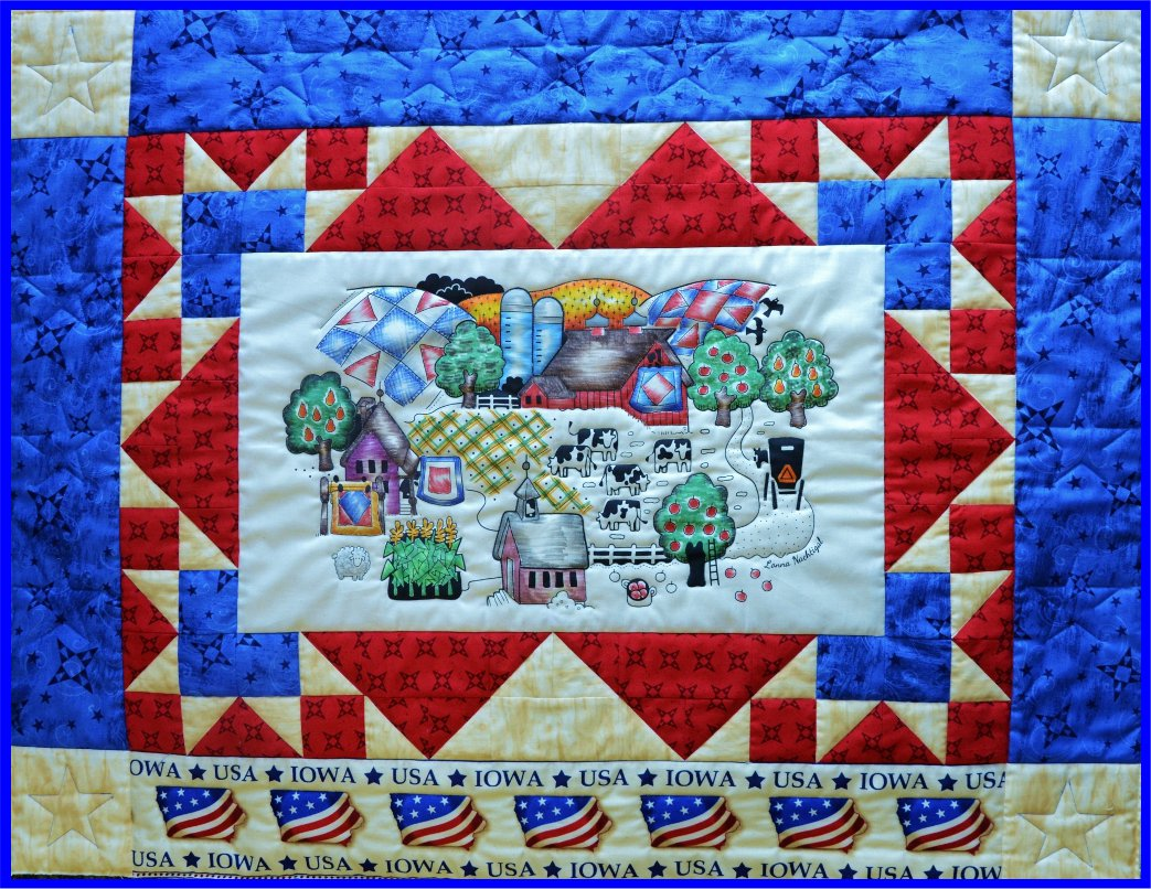 The Heartland Panel/Pattern