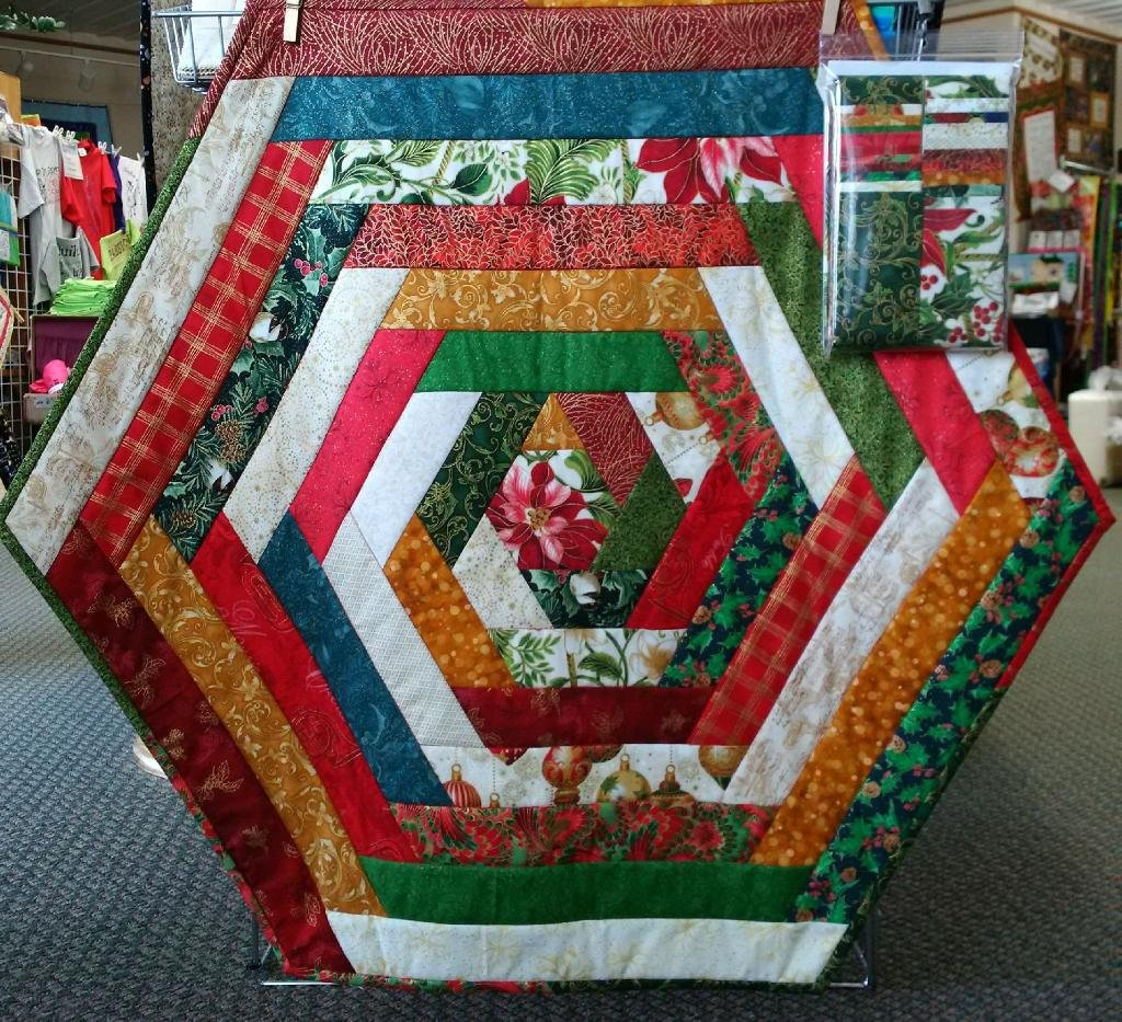 Hexagon Table Topper Kit