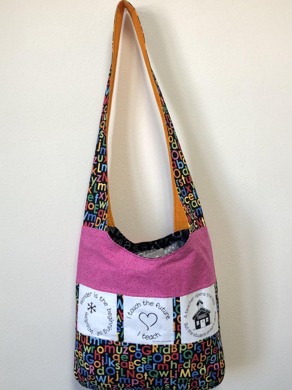 Teachers Bag Tote Bag