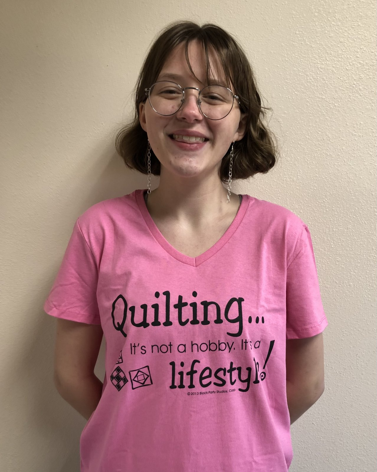 Quilting is not a hobby T-Shirt
