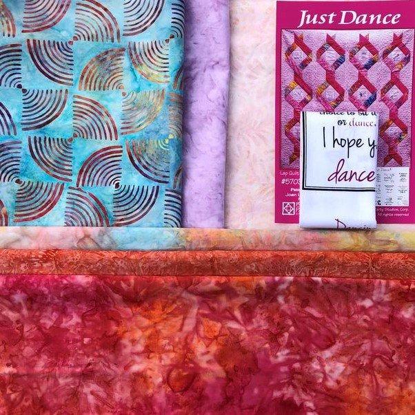 Just Dance Quilt Kit