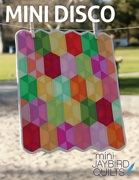Mini Disco Jaybird Quilt Pattern
