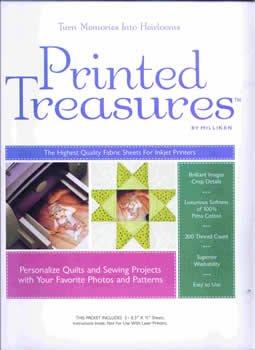 Printed Treasures