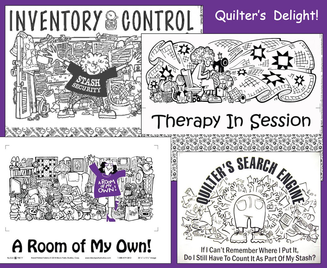 Quilter's Delight Pack