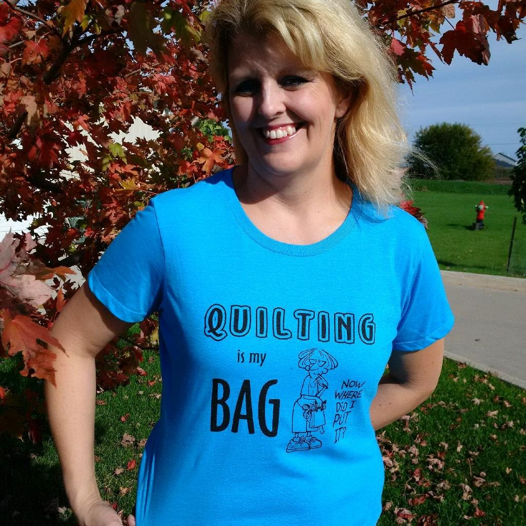 Quilting is My Bag T-Shirt