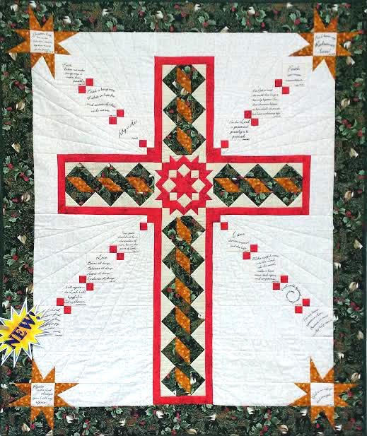 laughter insanity christmas of quilt love a touch and