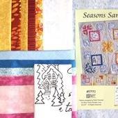 Season's Sampler Quilt Kit