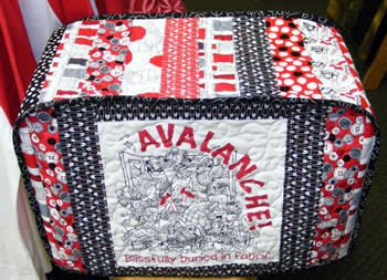 AVALANCHE! Sewing Machine Cozy Kit