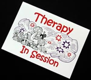 Therapy In Session Note Cards
