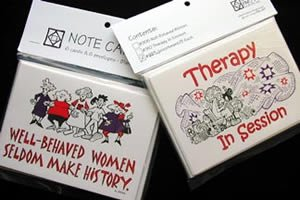 Assortment WBW/Therapy Note Cards