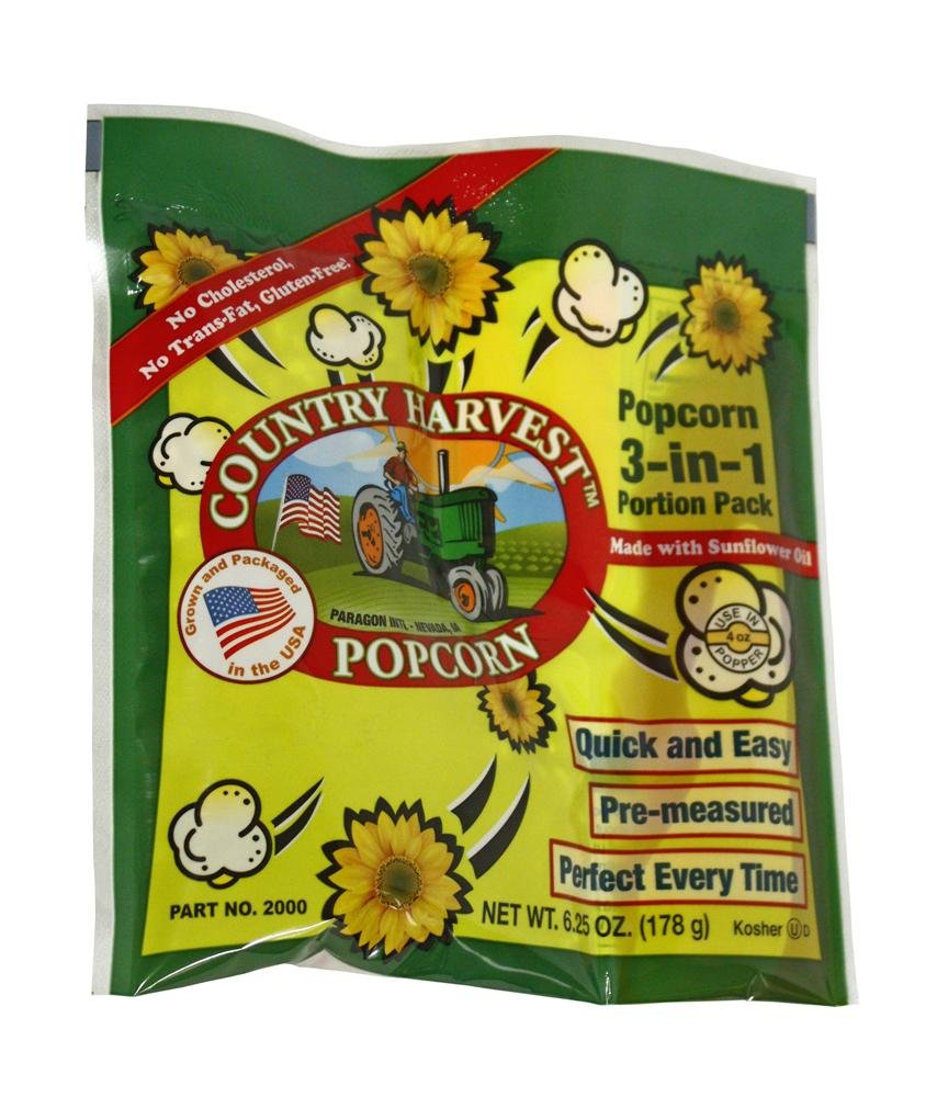 Country Harvest 4oz Healthy Choice w/ Sunflower oil