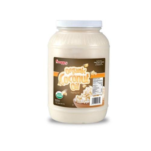 Snappy Organic Coconut Oil - 1 Gallon