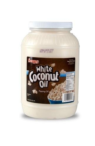 Snappy Coconut Oil White - 1 Gallon