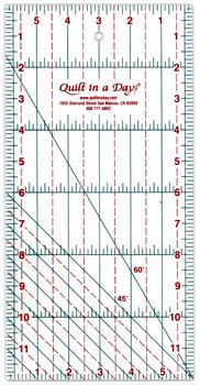 6 X 12 Ruler by Quilt in a Day
