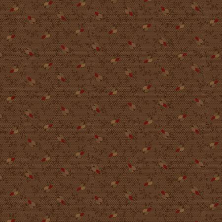 Circa 1880 New Essentials - Brown Honeycomb