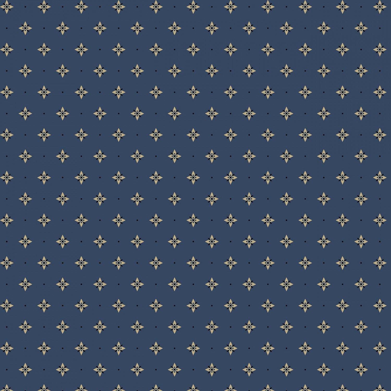 Bess' Flower Garden - Blue Star Light