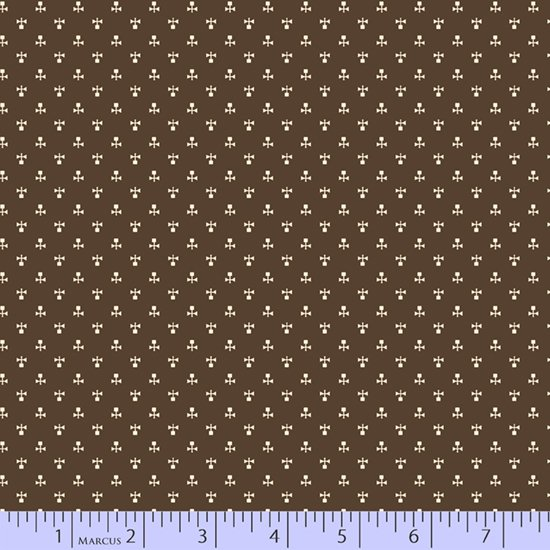 Bygone Browns - Brown Sprouts (1 yard)