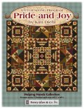 Pride & Joy BOM at WashTub Quilts