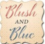Blush and Blue by Kim Diehl at WashTub Quilts