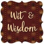 Wit and Wisdom by Kim Diehl at WashTub Quilts