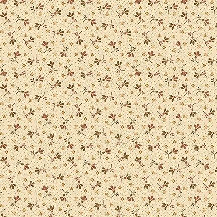 Buttermilk Blossoms - Cream Calico Toss