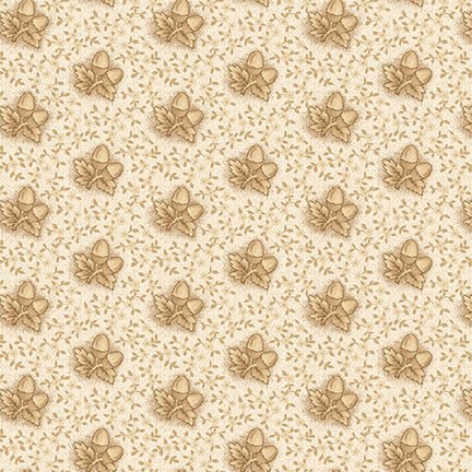 Buttermilk Autumn - Cream Acorns