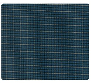 Brushed Cotton - Light Blue Plaid