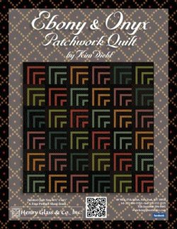 Free Pattern from Kim Diehl for Henry Glass Fabrics at WashTub Quilts