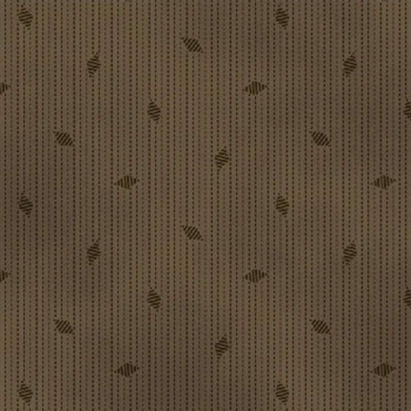 Jefferson County -  Brown Diamond Stripe