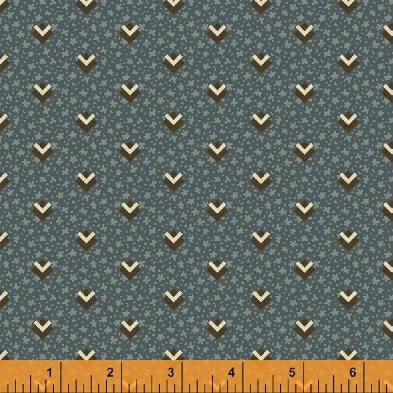 Threads of Time - Blue Set Vs (1 3/4 yards)