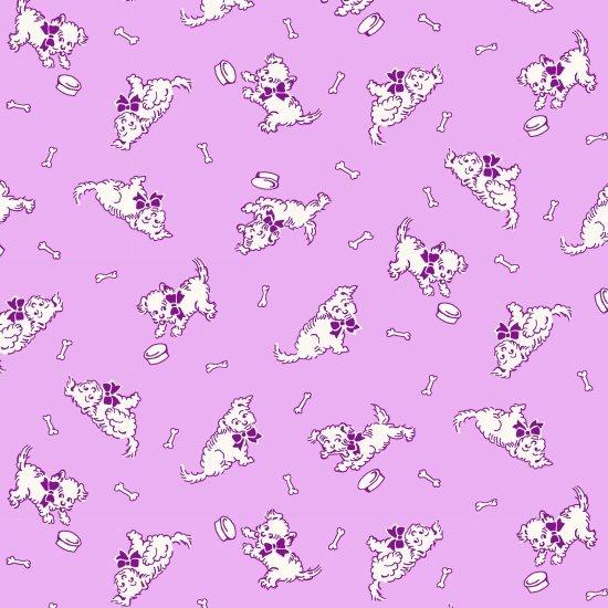 Nana Mae - Lilac Puppies