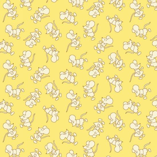Nana Mae II  - Yellow Mouse Toss