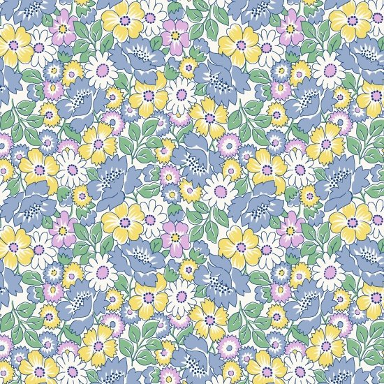 Nana Mae II  - Multi Floral