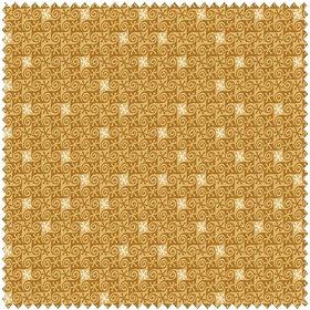 SnowBound - Gold Snowflakes & Swirls