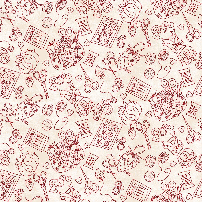 The Little Things - Stitching Stuff
