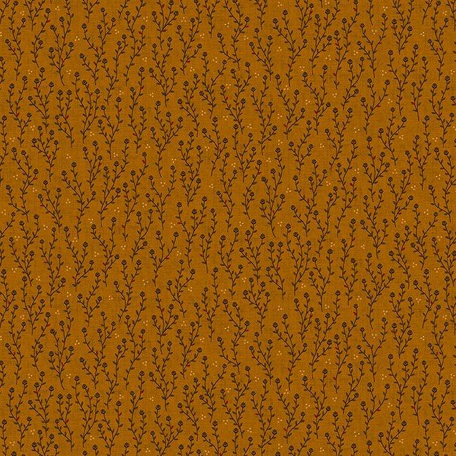 October Morning - Orange Acorn Thicket