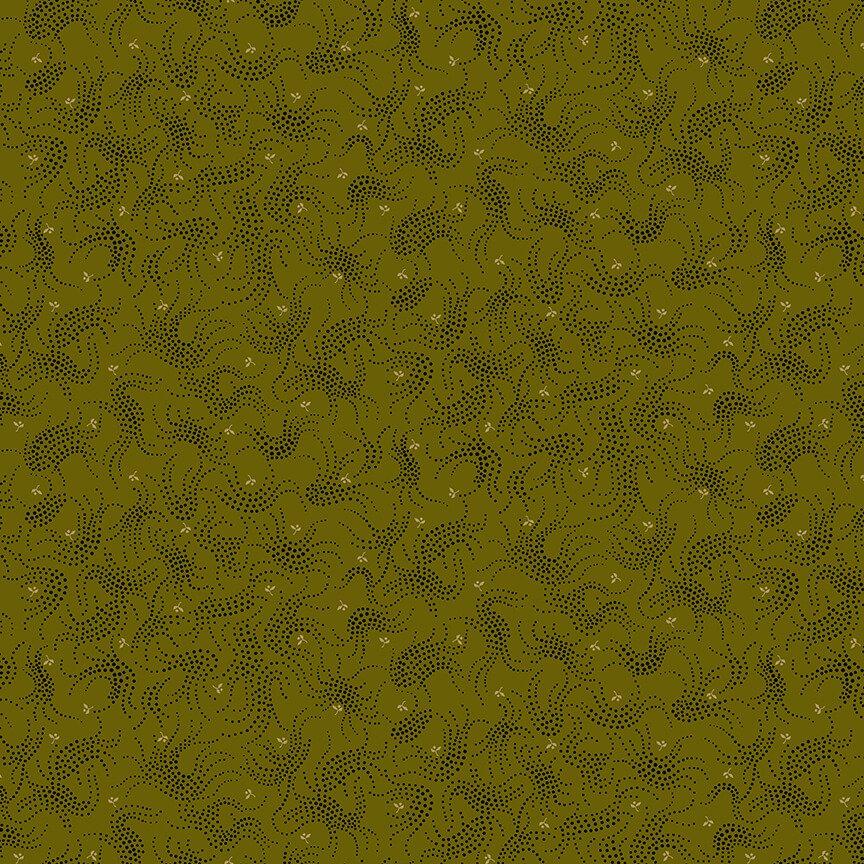 Gratitude & Grace - Green Dotted Bramble