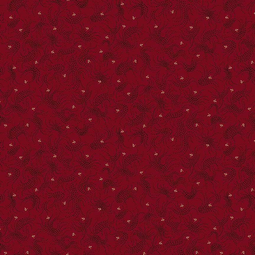 Gratitude & Grace - Red Dotted Bramble