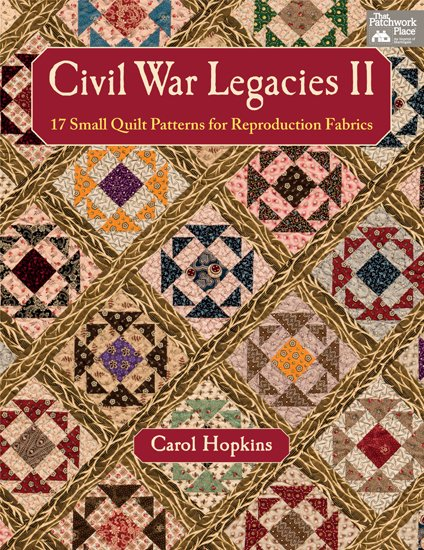 Civil War Legacies II by Carol Hopkins