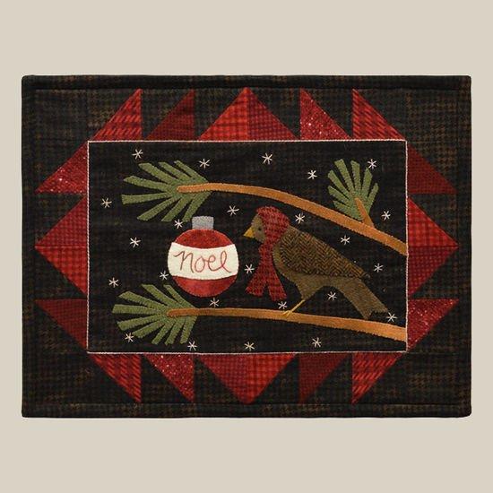 Bertie's Year Pattern - December