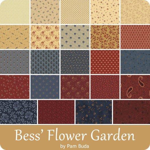 Bess' Flower Garden Chubb Pack