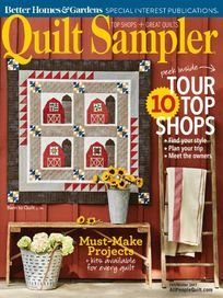 Quilt Sampler - Fall & Winter 2017
