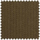 Woolies Flannel - Brown Stitched Herringbone