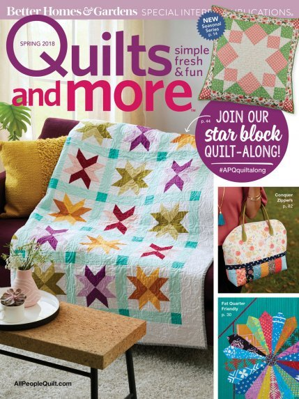 Quilts and More - Spring 2018