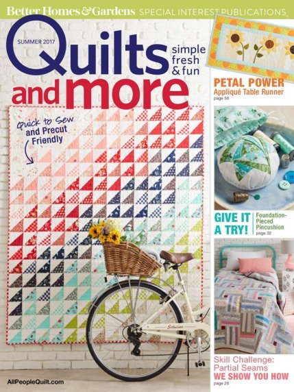 Quilts and More - Summer 2017