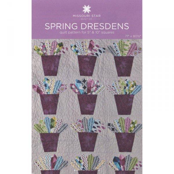 Spring Dresdens Pattern
