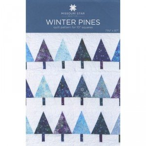 WInter Pines Quilt Pattern